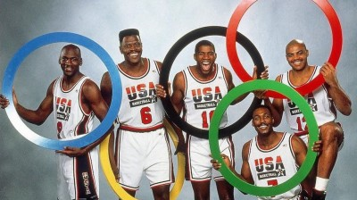 Olympic Basketball Finals