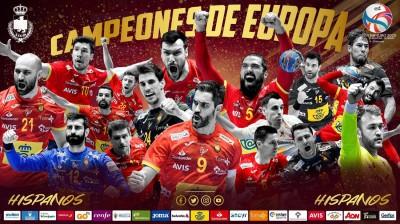 España Campeona De Europa De Balonmano Tokyvideo