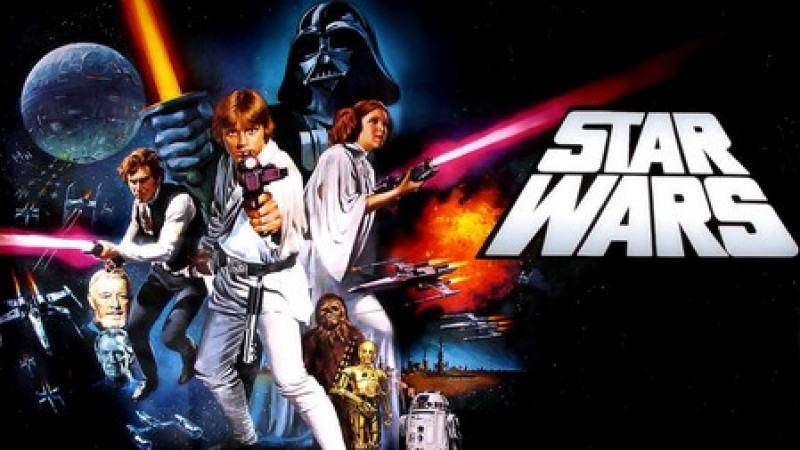 Star Wars Episode Iv A New Hope Tokyvideo