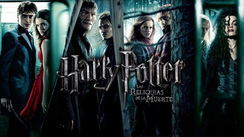 Harry Potter Y Las Reliquias De La Muerte Parte 1 Tokyvideo