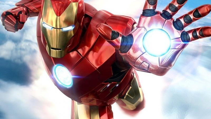 Iron Man Tokyvideo