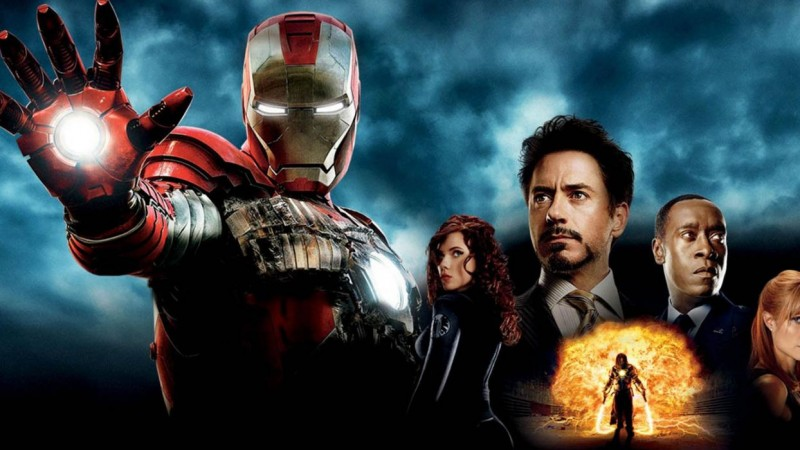 Iron Man 2 Tokyvideo