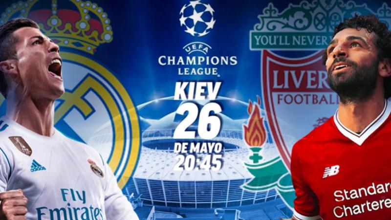 Real Madrid vs Liverpool - FULL MATCH - 2018 Champions League ...