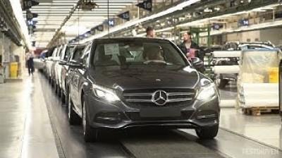 3 9 Mercedes Benz Clase E W123 Auto Modelo Coche Producto de Licencia 1 3 4-1
